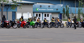 Motor Cycle Basic Course